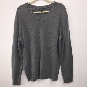 NEW Banana Republic Merino Wool ElbowPatch Sweater
